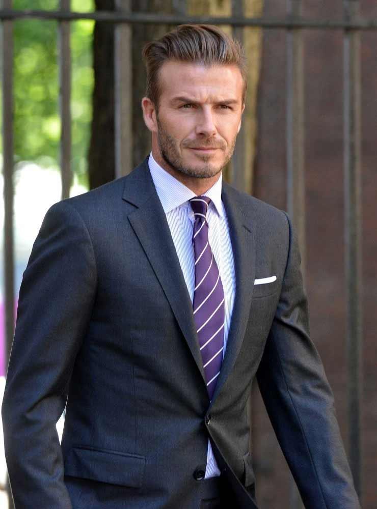 Costume David Beckham