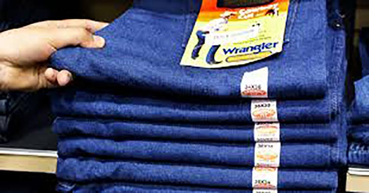 Jeans Wrangler