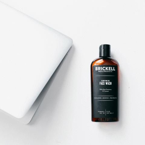 lavage de visage naturel pour hommes