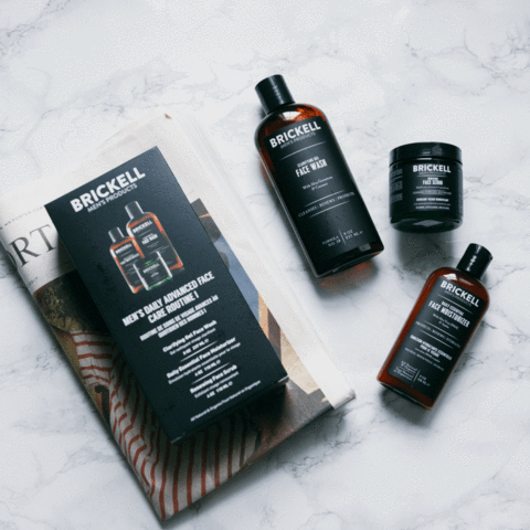 best face care routine for men