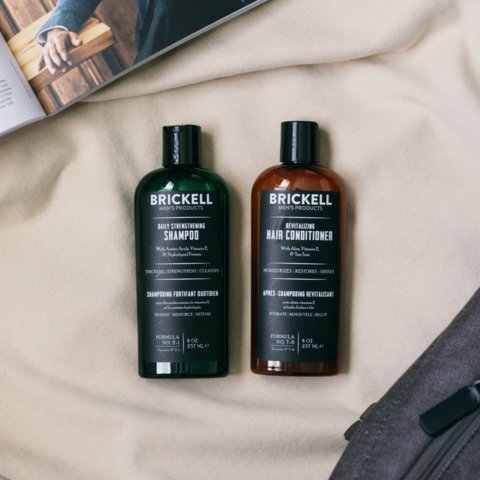 best hair care routine for men