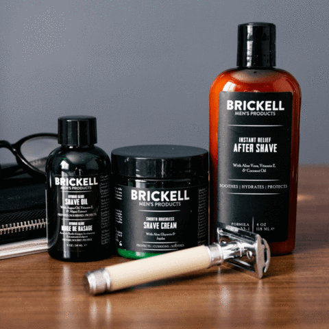 best shave products for men