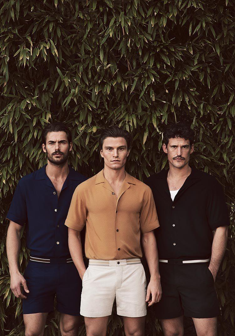 Mode d'été pour hommes 2019 vêtements de bain (2)