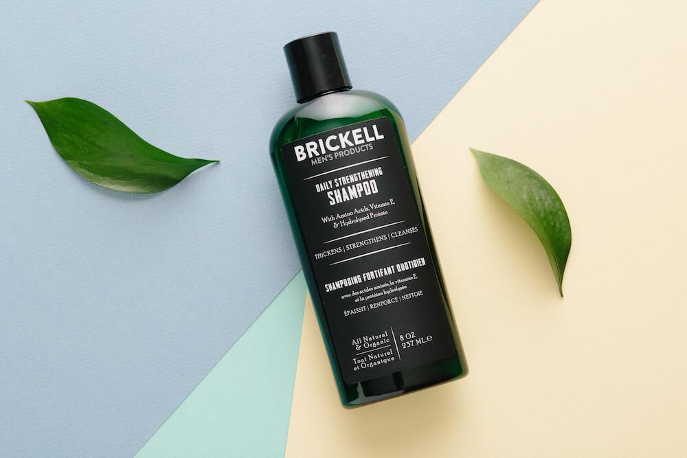 shampooing sans sulfate pour hommes