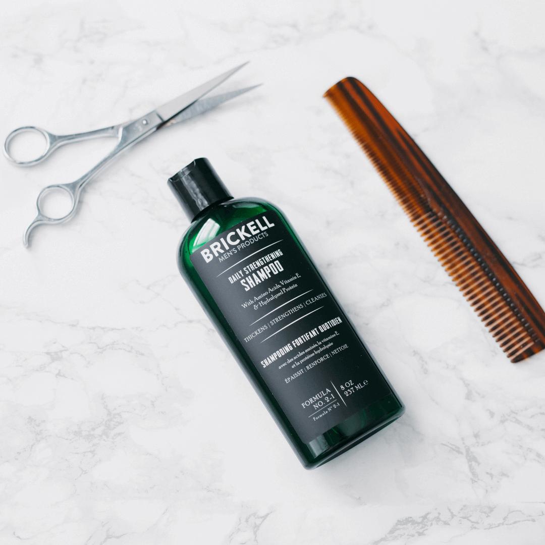shampooing naturel pour homme