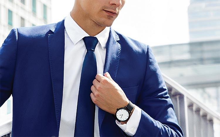 Coordination des couleurs - Guide des chemises et cravates (2)