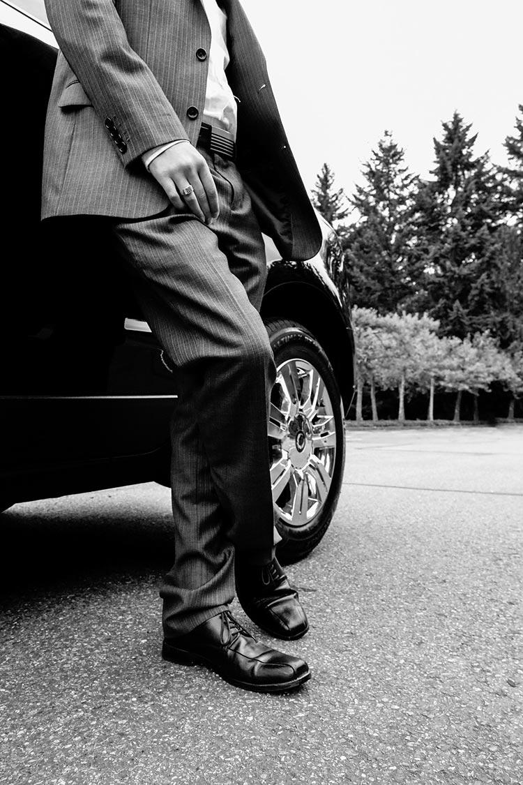 5 choses que tout homme devrait faire quand il passe sa porte