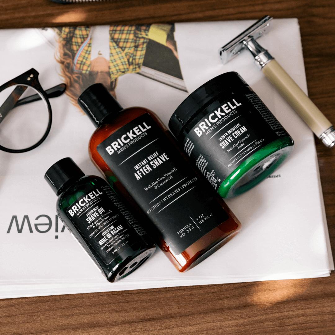 meilleure huile de rasage pour hommes