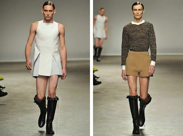 J.W. Anderson - London Collections: Hommes 2013 - 9