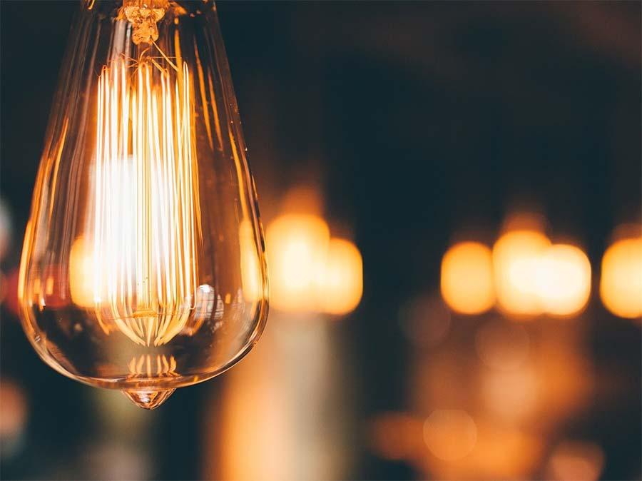 lumières pour un usage domestique