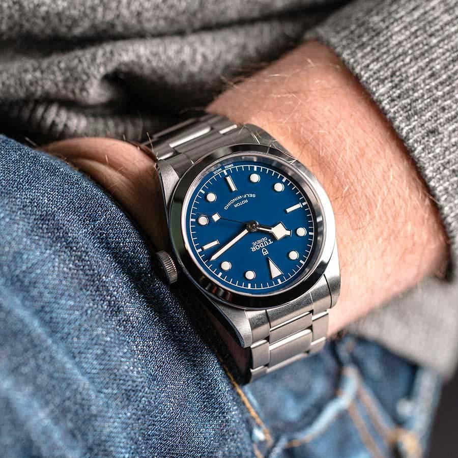 une montre signature