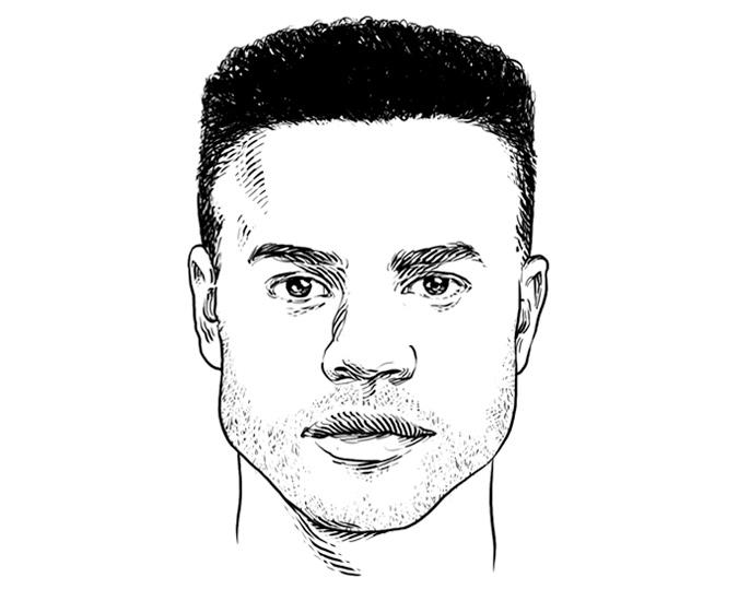 La coiffure/coupe de cheveux parfaite pour un visage carré